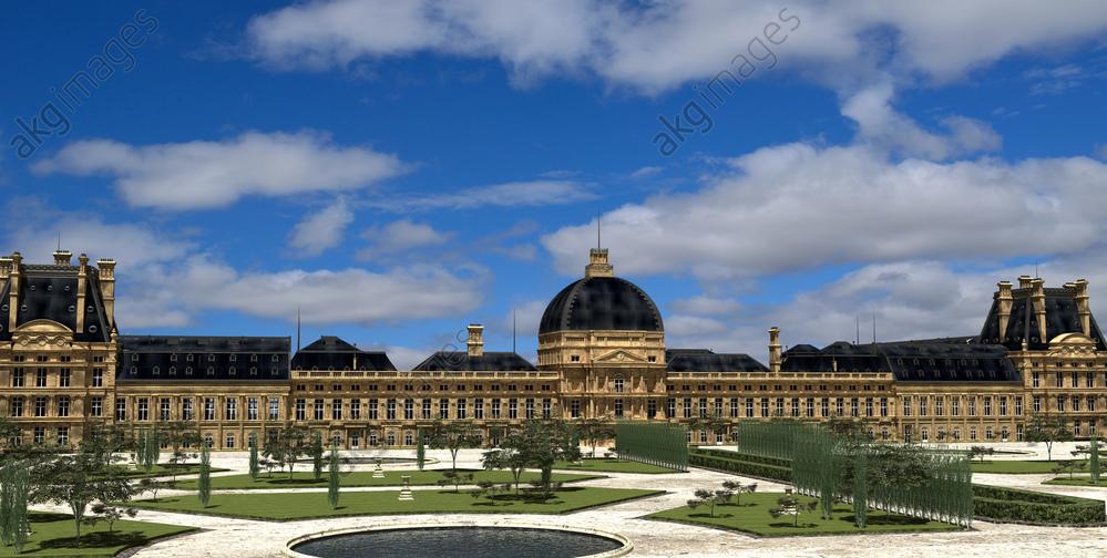 Le Palais des Tuileries pourra-t-il être reconstruit ...